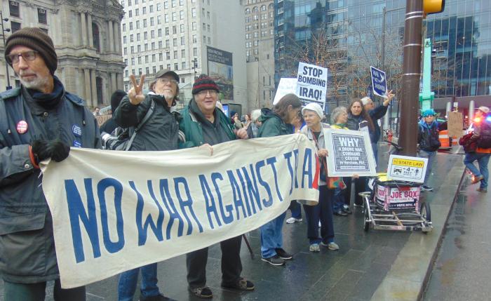 Against Iran War